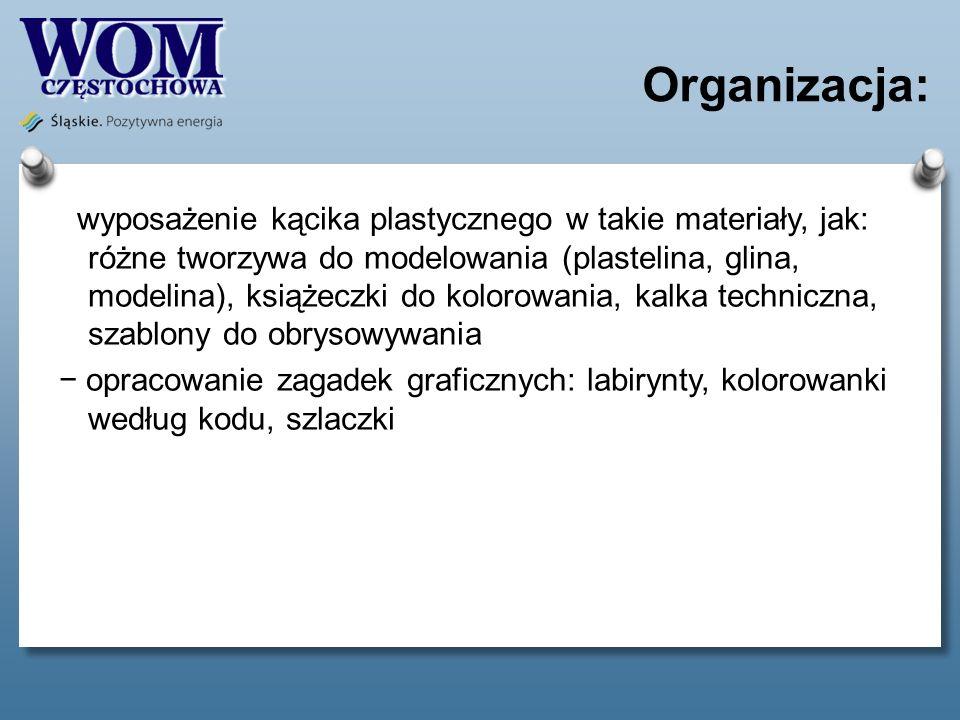 Organizacja: