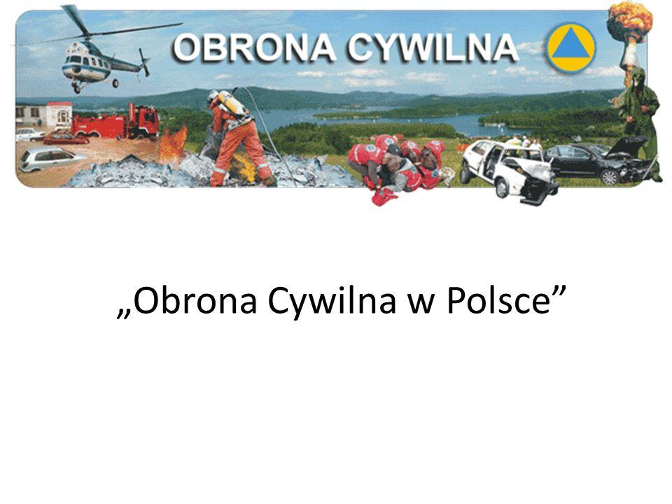 """""""Obrona Cywilna w Polsce"""