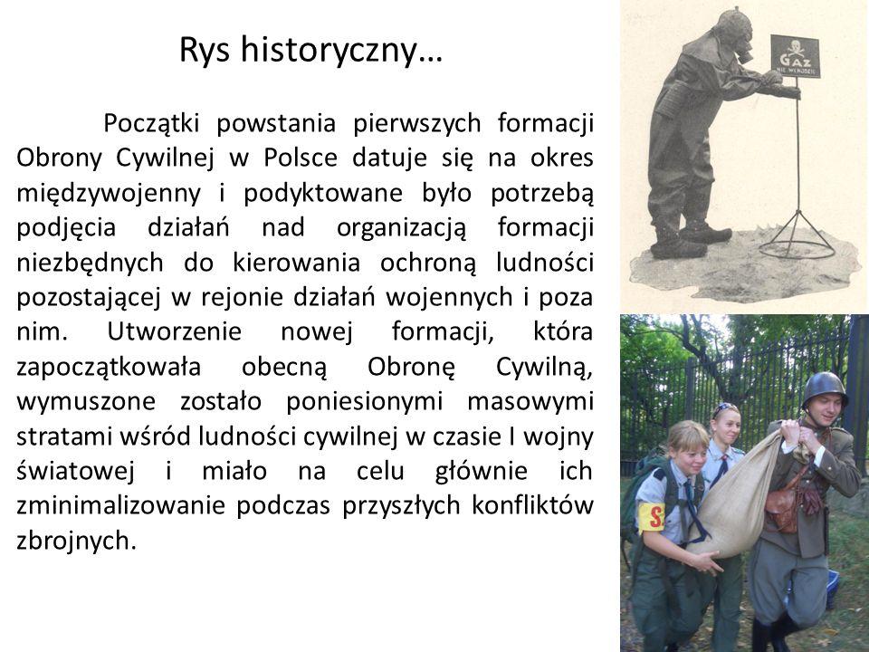 Rys historyczny…