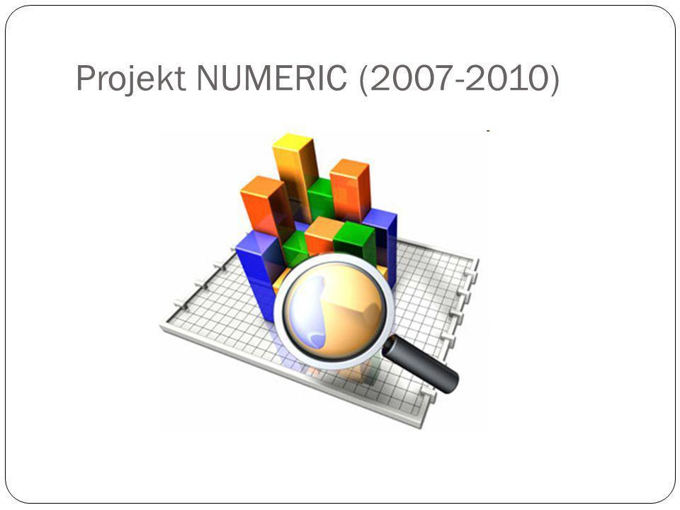 Projekt NUMERIC (2007-2010)