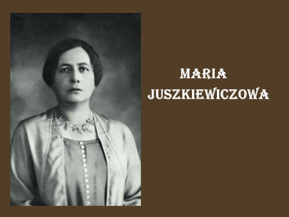 Maria Juszkiewiczowa