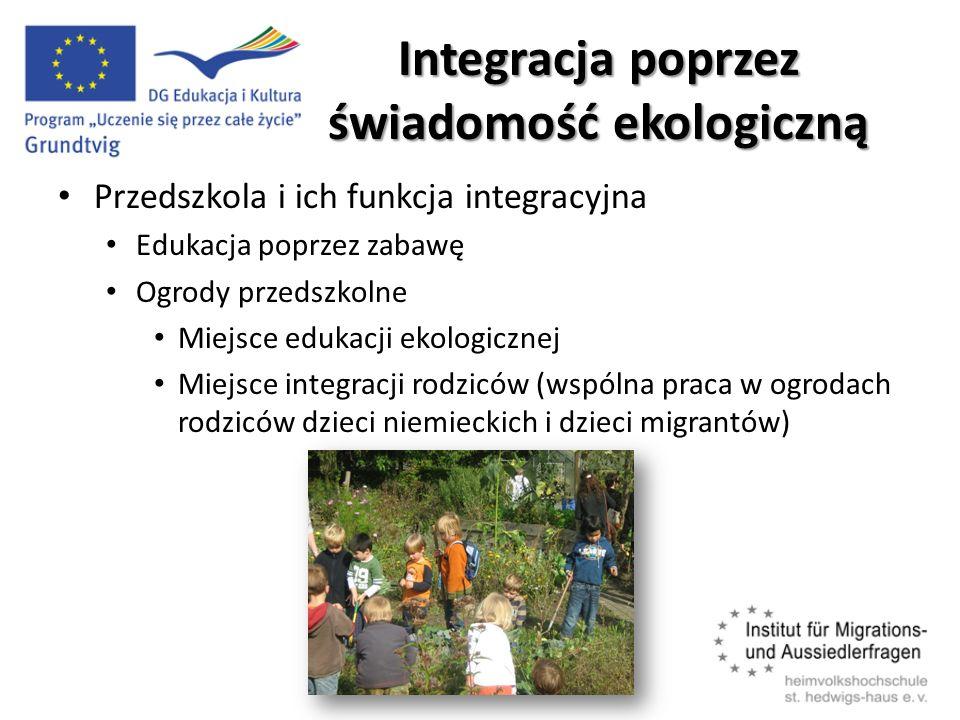 Integracja poprzez świadomość ekologiczną
