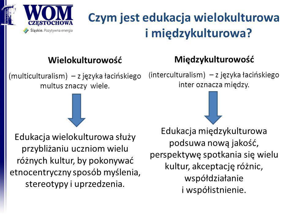 Czym jest edukacja wielokulturowa i międzykulturowa