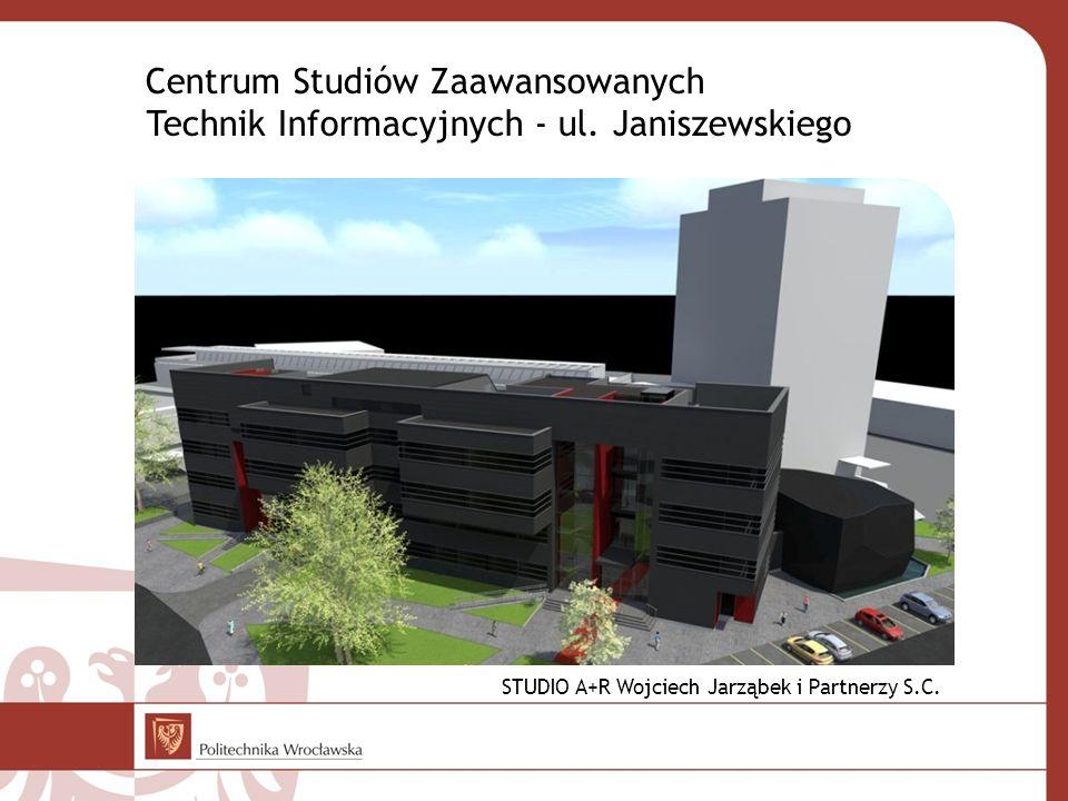 Centrum Studiów Zaawansowanych Technik Informacyjnych - ul