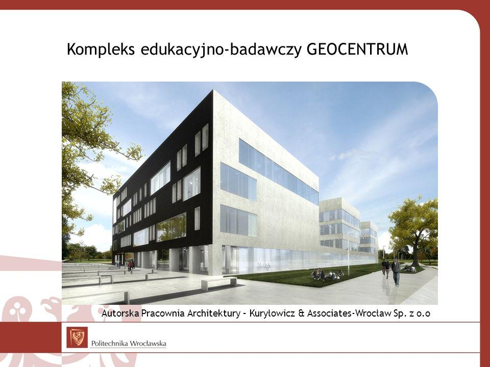 Kompleks edukacyjno-badawczy GEOCENTRUM