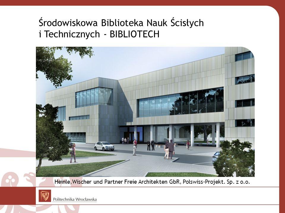 Środowiskowa Biblioteka Nauk Ścisłych i Technicznych - BIBLIOTECH