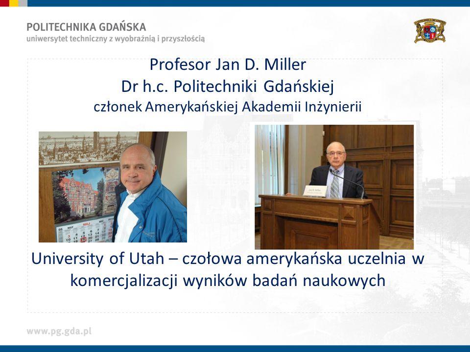 Dr h.c. Politechniki Gdańskiej