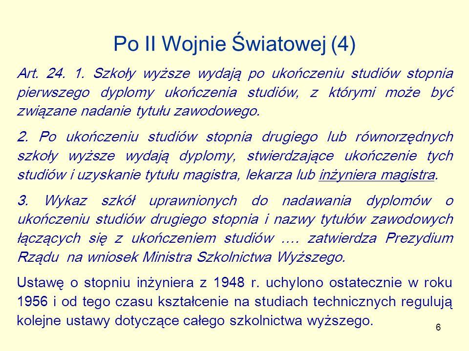 Po II Wojnie Światowej (4)