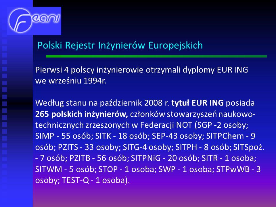 Polski Rejestr Inżynierów Europejskich