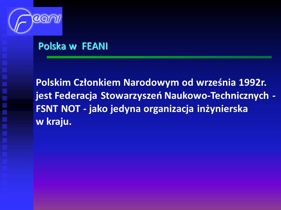 Polska w FEANI