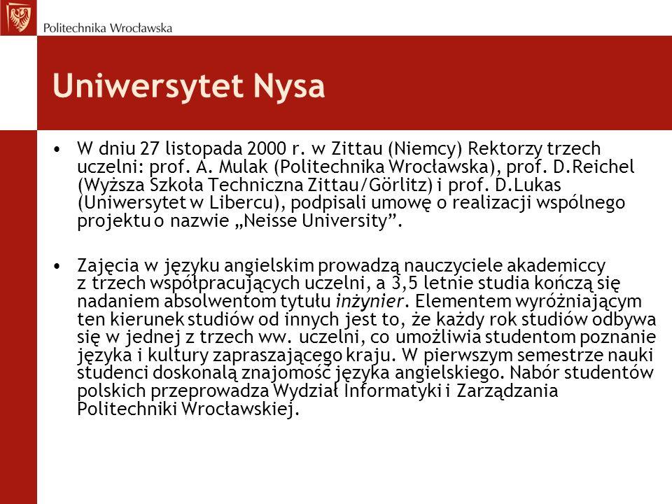 Uniwersytet Nysa