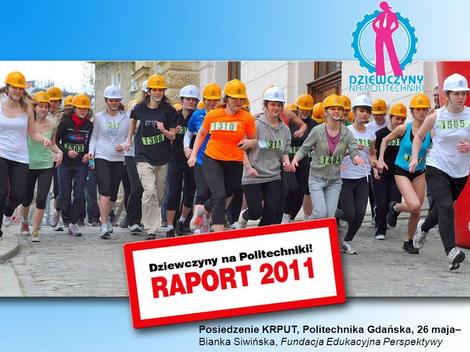 Posiedzenie KRPUT, Politechnika Gdańska, 26 maja– Bianka Siwińska, Fundacja Edukacyjna Perspektywy