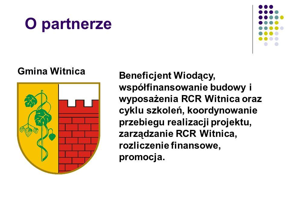 O partnerze Gmina Witnica