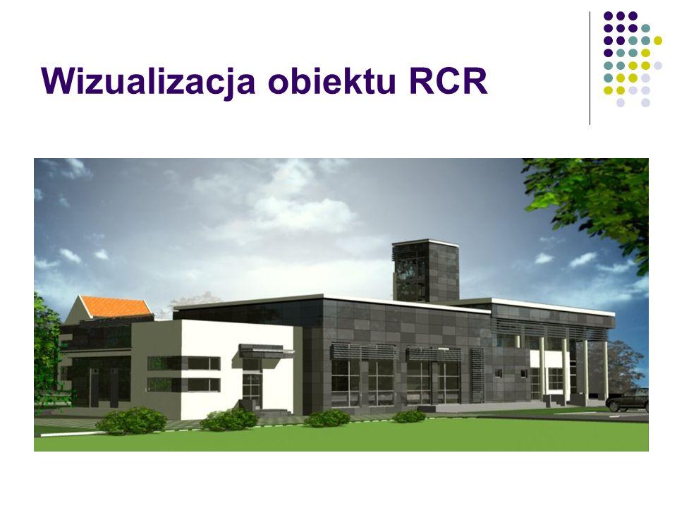 Wizualizacja obiektu RCR