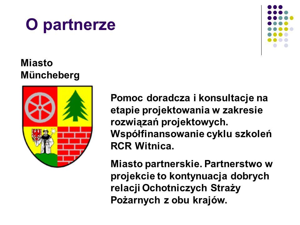 O partnerze Miasto Müncheberg