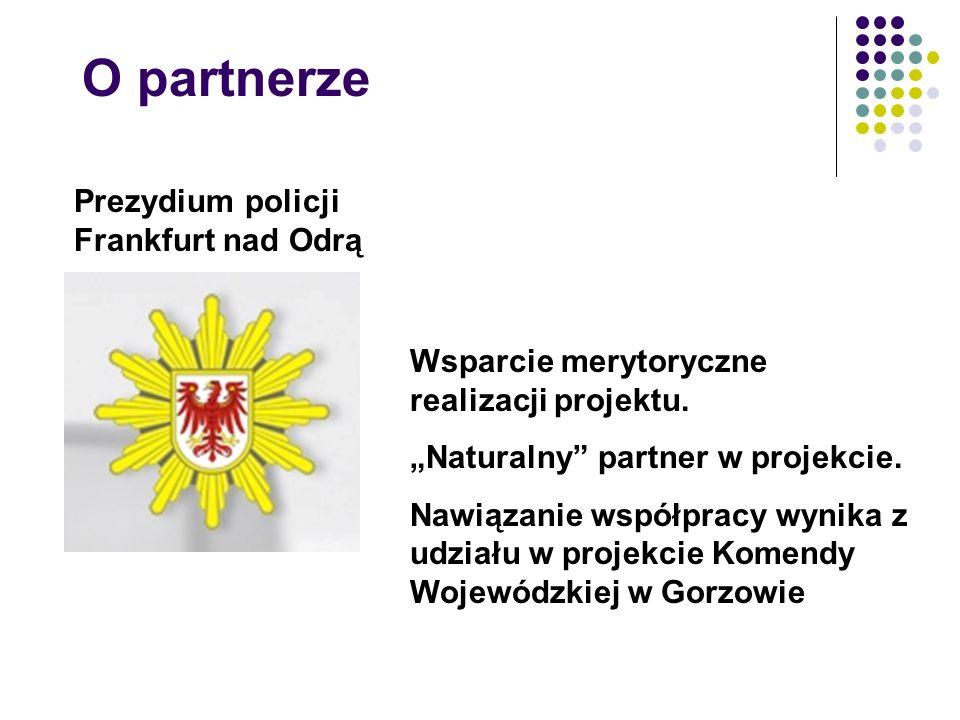 O partnerze Prezydium policji Frankfurt nad Odrą