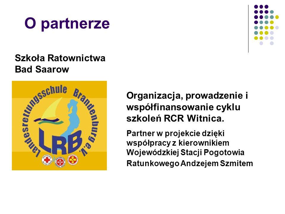 O partnerze Szkoła Ratownictwa Bad Saarow