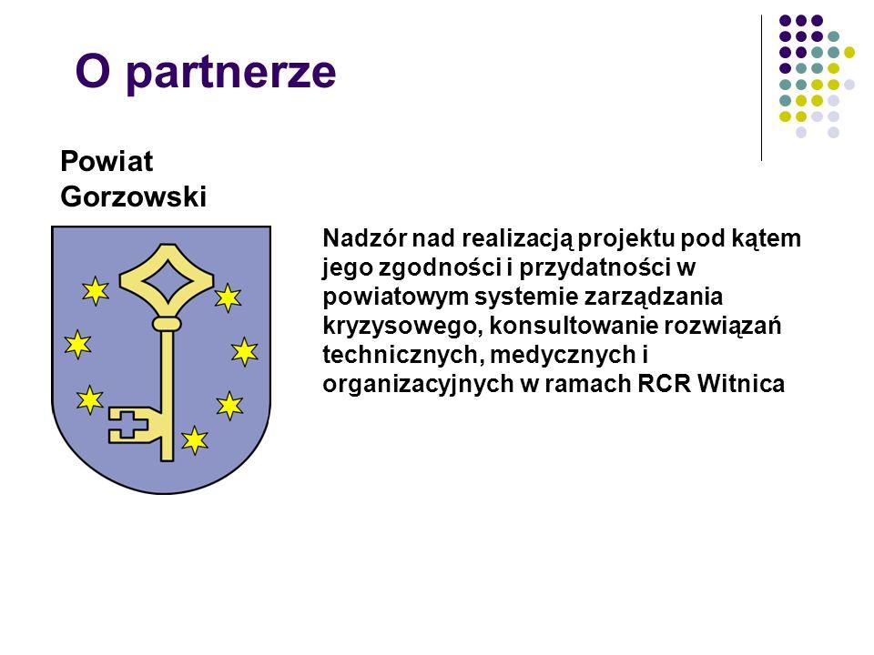O partnerze Powiat Gorzowski