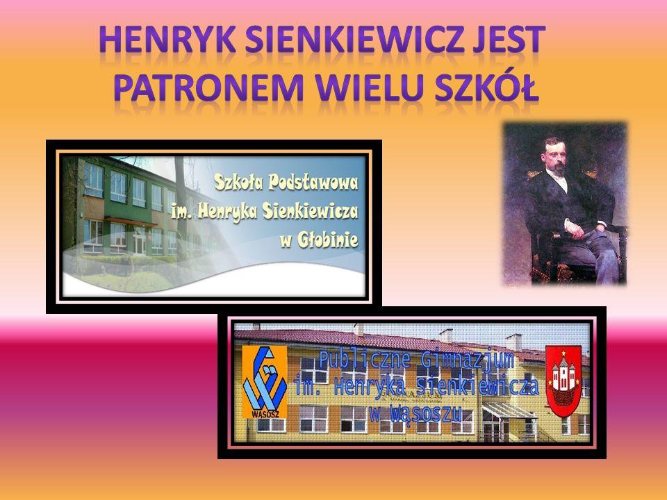 Henryk Sienkiewicz Jest