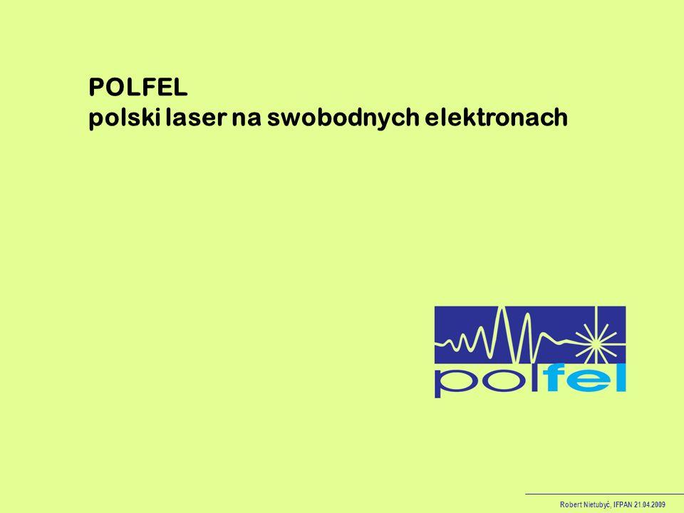 polski laser na swobodnych elektronach