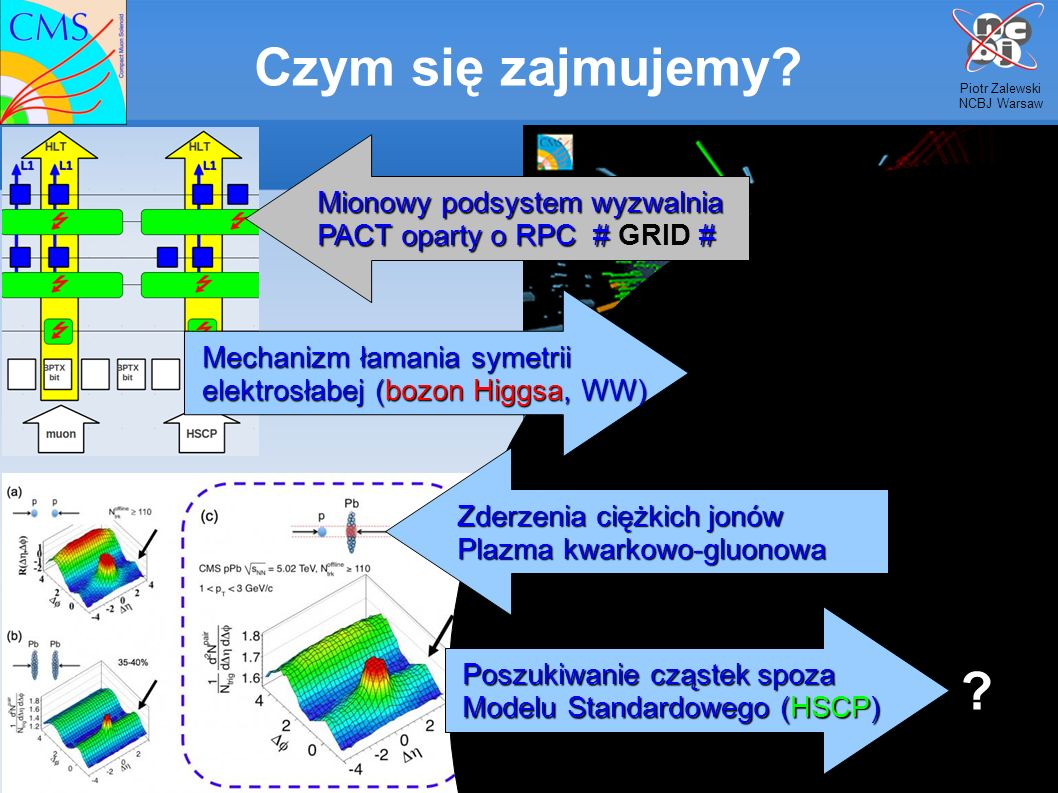 Czym się zajmujemy Mionowy podsystem wyzwalnia