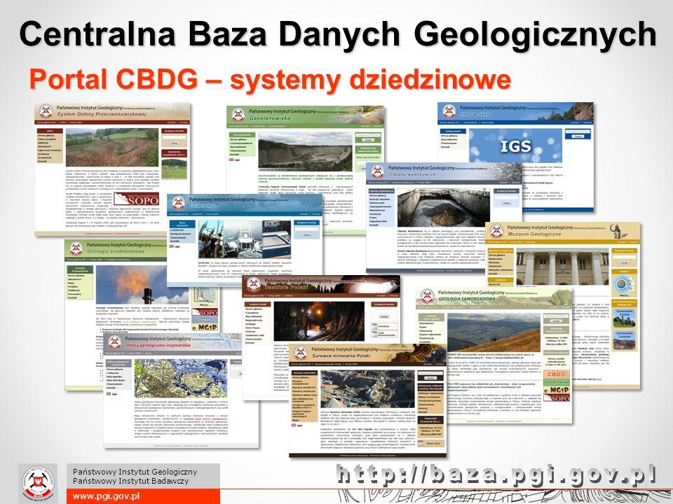 Centralna Baza Danych Geologicznych