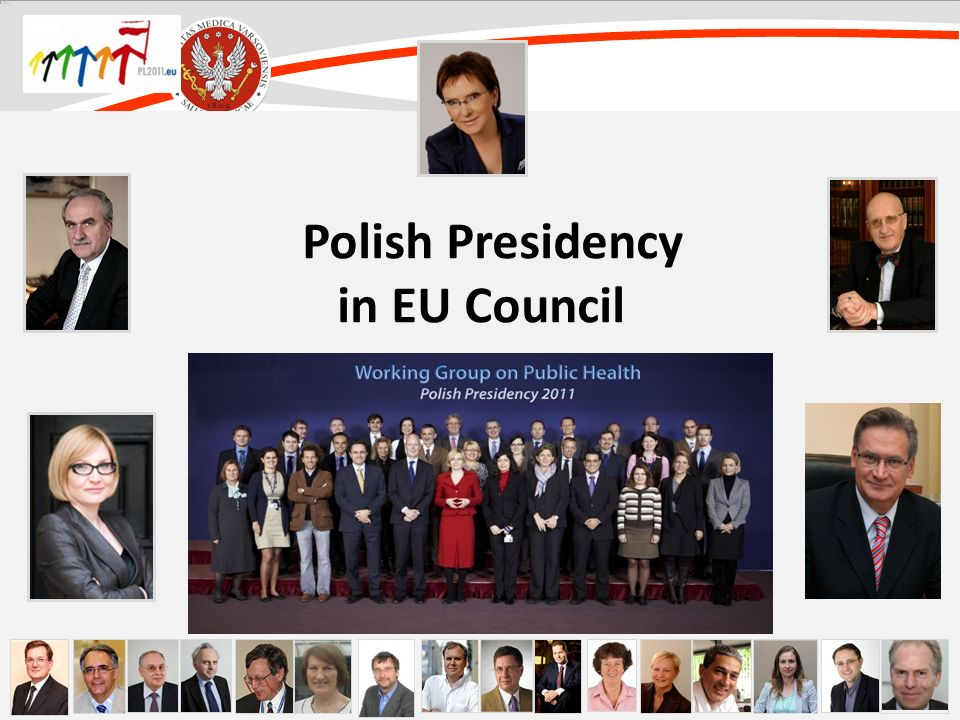 Polish Presidency in EU Council 20