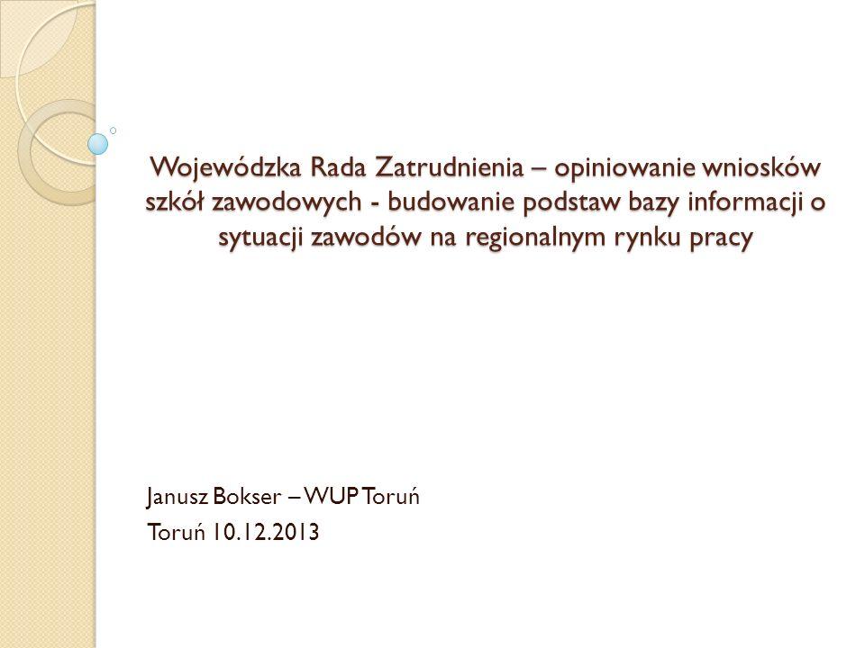Janusz Bokser – WUP Toruń Toruń 10.12.2013