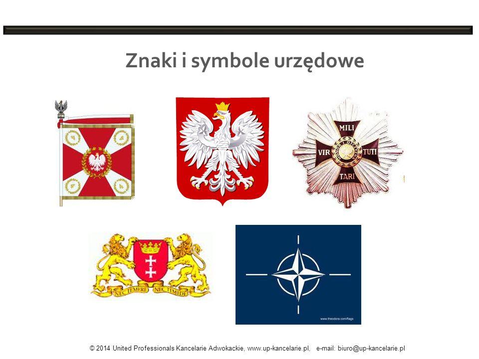 Znaki i symbole urzędowe
