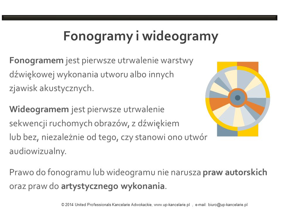 Fonogramy i wideogramy