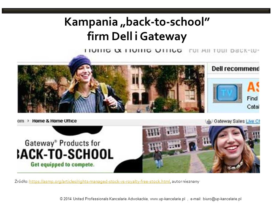 "Kampania ""back-to-school"
