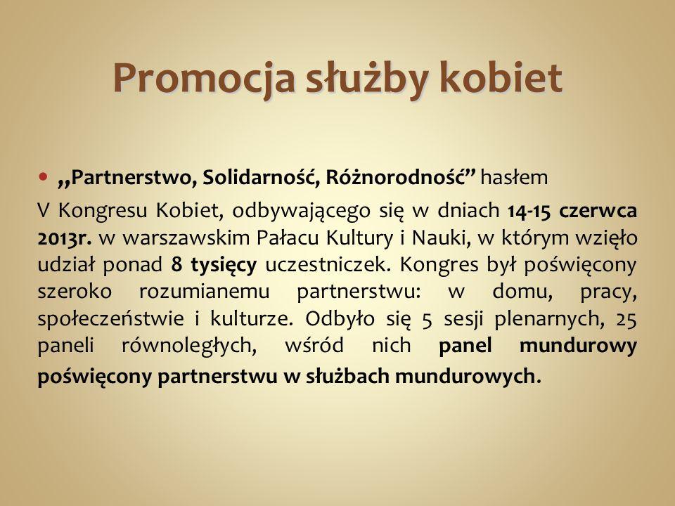 Promocja służby kobiet