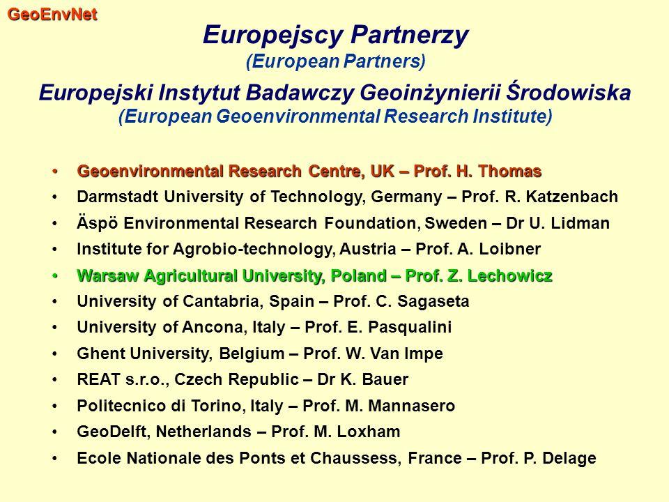 Europejscy Partnerzy (European Partners)