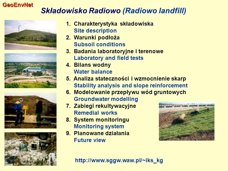 Składowisko Radiowo (Radiowo landfill)