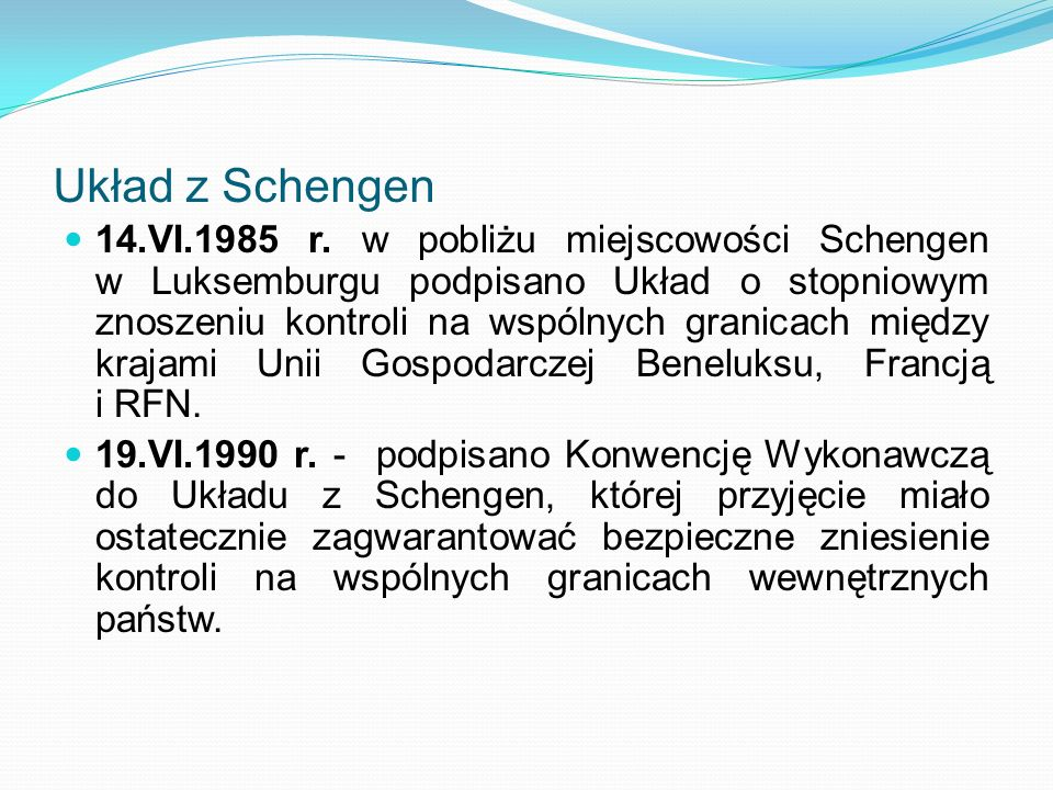 Układ z Schengen