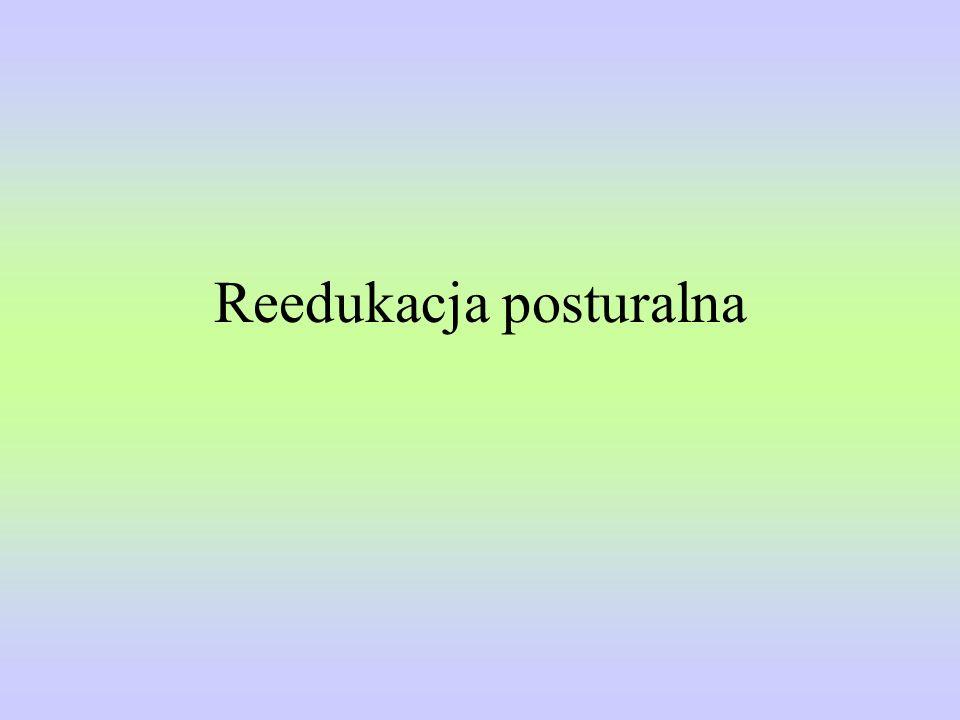 Reedukacja posturalna
