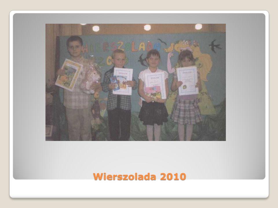 Wierszolada 2010