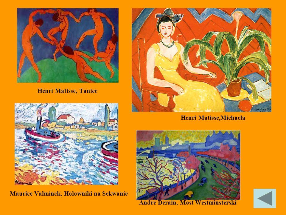Henri Matisse,Michaela Maurice Valminck, Holowniki na Sekwanie