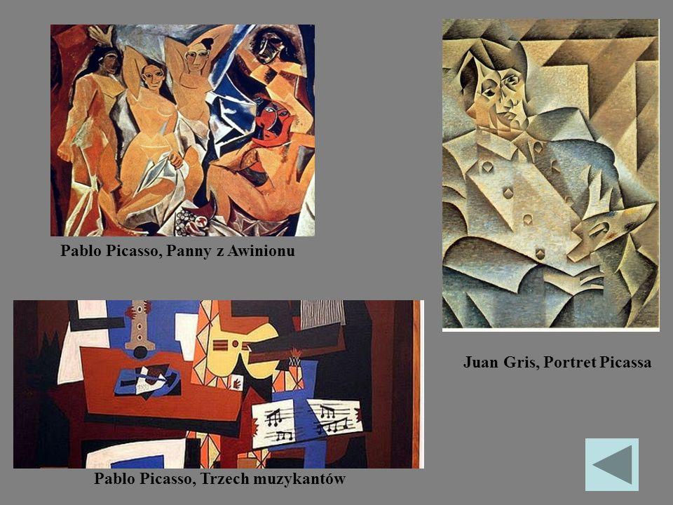 Pablo Picasso, Panny z Awinionu
