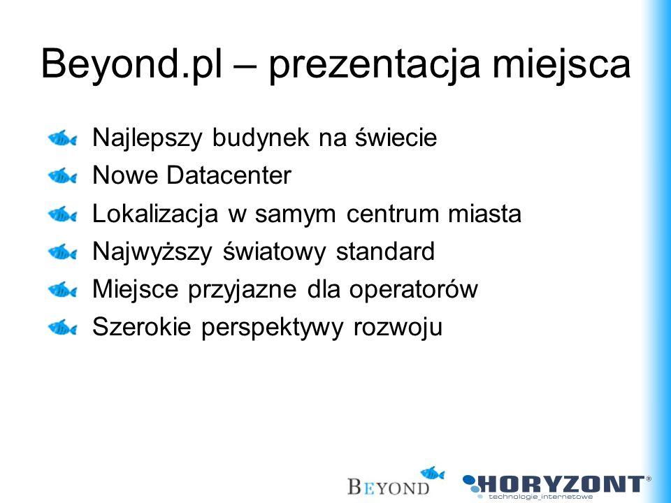Beyond.pl – prezentacja miejsca