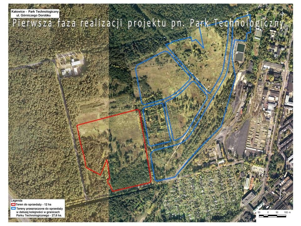 Pierwsza faza realizacji projektu pn. Park Technologiczny