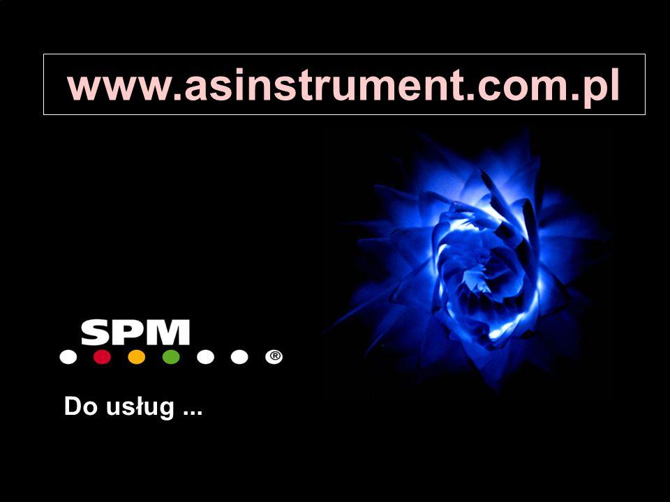 www.asinstrument.com.pl Do usług ...
