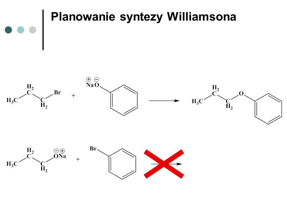 Planowanie syntezy Williamsona