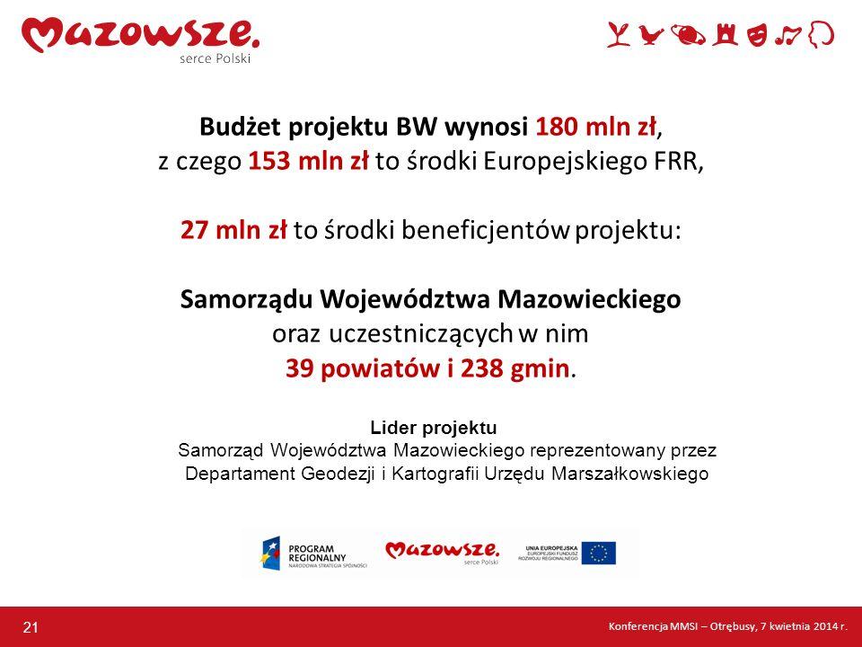 Samorządu Województwa Mazowieckiego