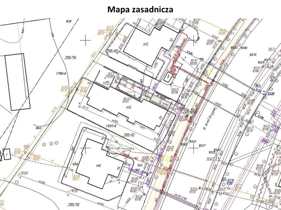 Mapa zasadnicza 27