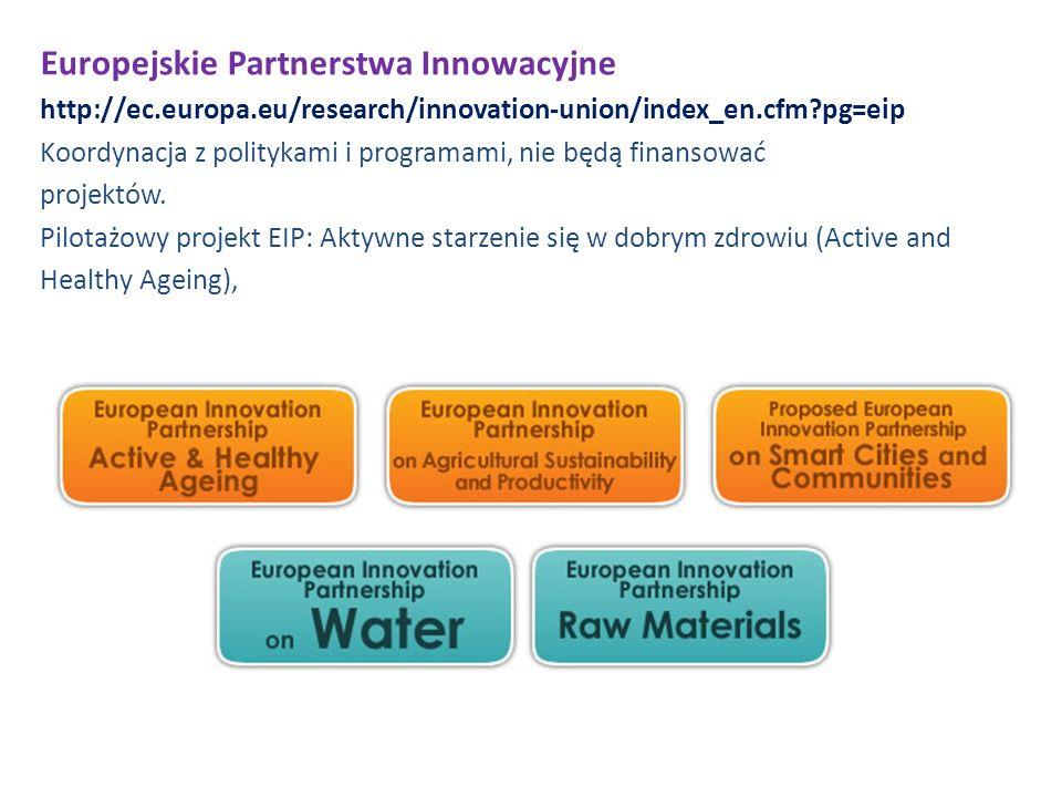 Europejskie Partnerstwa Innowacyjne