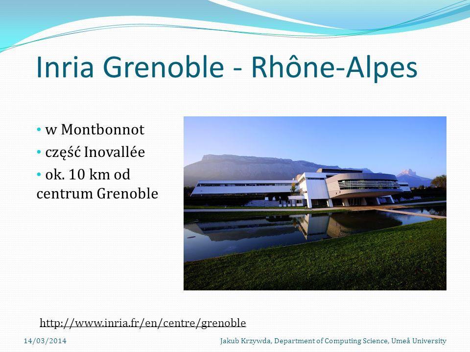 Inria Grenoble - Rhône-Alpes