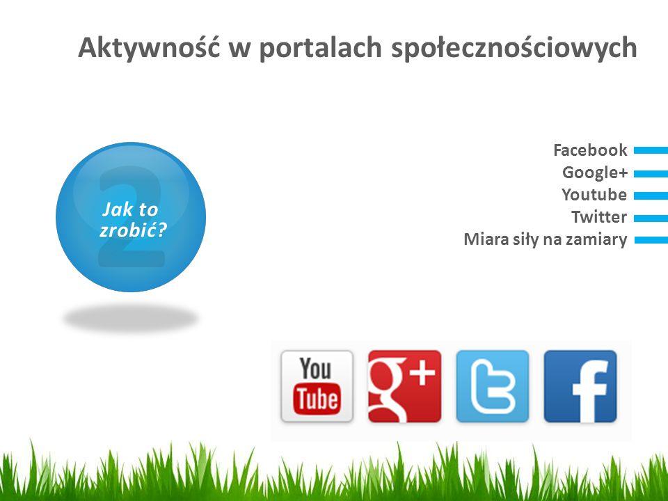 1 2 Aktywność w portalach społecznościowych Czym jest SEO Jak to
