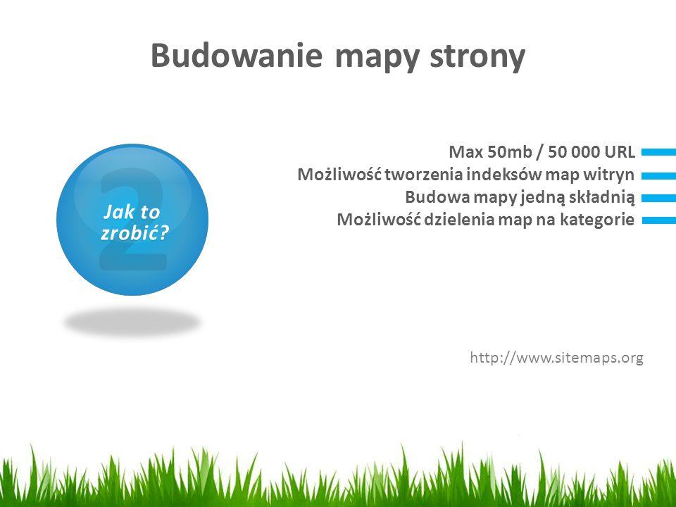 1 2 Budowanie mapy strony Czym jest SEO Jak to zrobić
