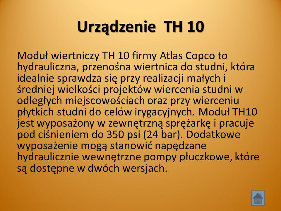 Urządzenie TH 10